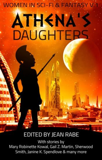 """Athena's Daughters anthology - """"Lunar Camp"""" by Maggie Allen"""