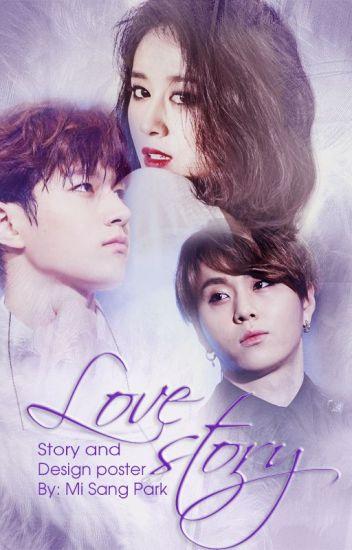 Love Story ( JunJi _ Myungyeon )