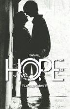 Hope || Lorenzo Ostuni  by sabriii__