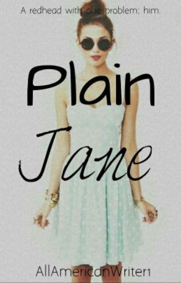 Plain Jane #Wattys2015