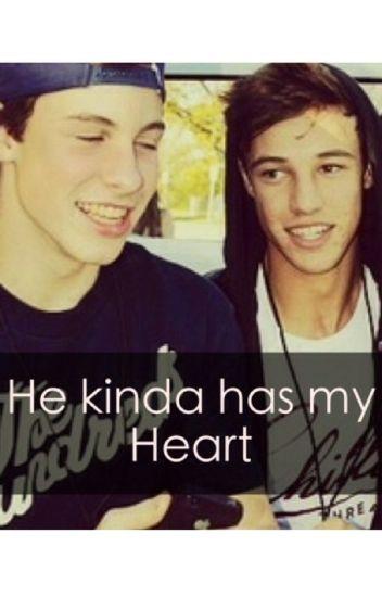 He Kinda Has My Heart (Shameron Fanfiction | Boyxboy)