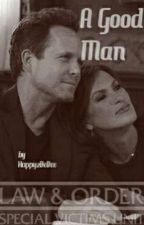 A Good Man - An SVU fic by Happy2BeDee