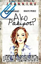 Ako Pakipot? [ONE-SHOT] by zyanntrx