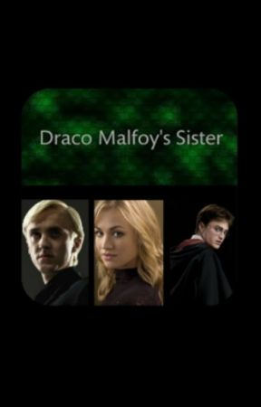 Draco Malfoy's Sister by thebabydragon