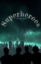 Superheroes [AU] 5SOS by PanicCliffordx