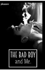 The Bad Boy and I. by pikaaaxo