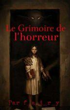 Grimoire de l'Horreur by f_a_i_r_y