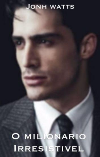 O milionário irresistivel (romance gay)