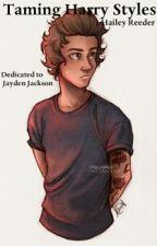Taming Harry Styles by Inori_The_Nerd