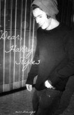 Dear, Harry Styles by miss_blue_eyez