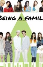 Being a Family by fyeah_itskpop