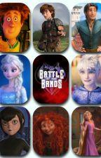 Battle Of The Disney-Works Bands by 666reddog