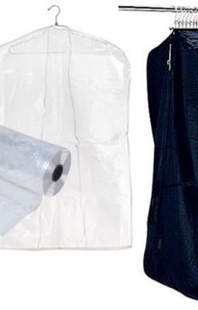 Garment Bags at Wholesale - Immediate Delivery Canada-wide by rollingrack