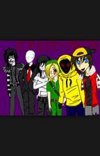 Creepypasta 7 minutes in heaven by alicia_creepypasta