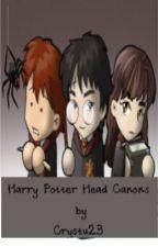Random Harry Potter Head Canons! by crystu23