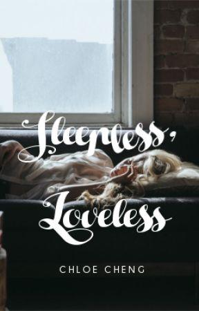 sleepless, loveless by cityscape