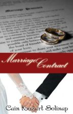 Marriage Contract by aKo_Narcisso