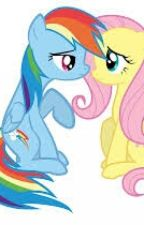 FIRST KISS (flutterdash fanfic) by aaliyah_luvs_kittens