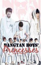 Bangtan Boys' Princesses(BTS fanfic) by miyakaideru