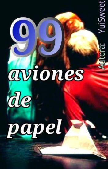 99 aviones de papel [1]