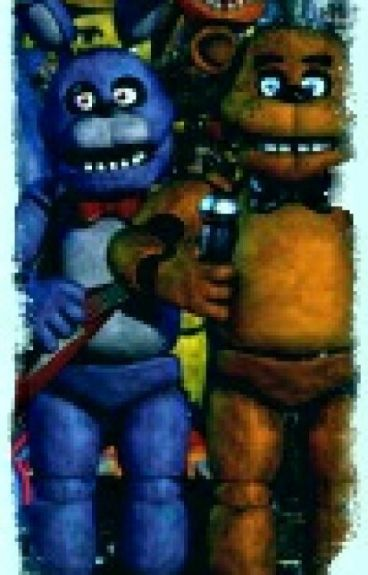 Five Nights At Freddys x Reader