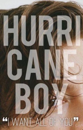 Hurricane Boy // h.s au [slow updates!!]