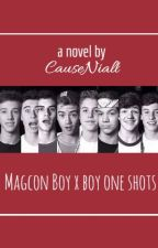 Magcon Boy x Boy One Shots by kasualkimmy