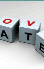 Love && Hate by kaela123_