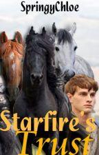 Starfire's Trust by SpringyChloe