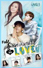 Falling In Love || UNIQ Fanfic || ~HIATUS~ by UNIQ_5