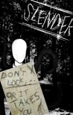 Slender by FlameOfTheDragon