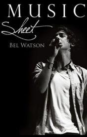 Music Sheet (Harry Styles) by BelWatson