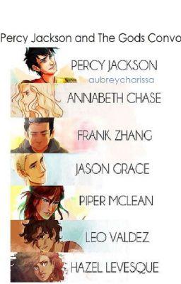 Percy Jackson And The Gods Convo Wattpad