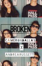 Broken (Cameron Dallas Andrea Russett) by KRAZYK1
