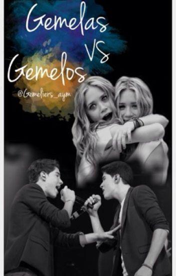 Gemelas Vs Gemelos (Gemeliers) ||EDITANDO||