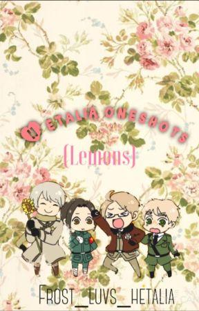 Hetalia oneshots ~lemons~ - Prussia x reader ~lemon~ - Wattpad