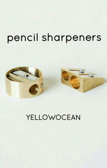pencil sharpeners《luke hemmings
