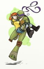 Keeping her safe (April and Donnie) by Aria_Neves