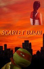 Scarlet Dawn {TMNT 2012} by VioletPixels