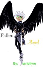 Fallen Angel by scrletfyre