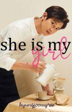 She Is My Girl. by KyungsooMyrae