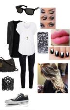Pics for outfits (you can use these) by cokamor_em