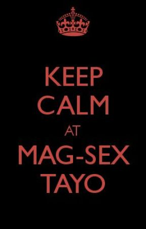 """Keep calm at mag-SEX tayo"" by christinedanielle"