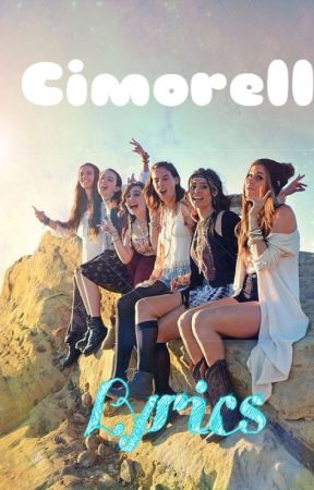 Cimorelli Lyrics Cruise Florida Georgia Line Cover Wattpad