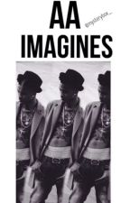 August Alsina Imagines by mysterybox_