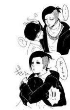 Uta x Kaneki - Tokyo Ghoul Fanfiction! Yaoi ⚣ by HomoBaka