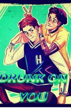 Drunk On You ||  punk!cas jock!dean by wingsandhunters
