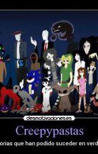 Una nueva vida (los creepypastas y tu) by BloodyNightmare1