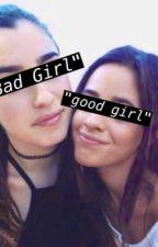 Bad Girl by cabello-jauregui