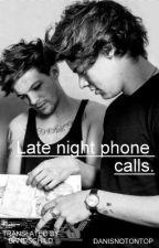 late night phone calls » larry (polish translation) by bandschild